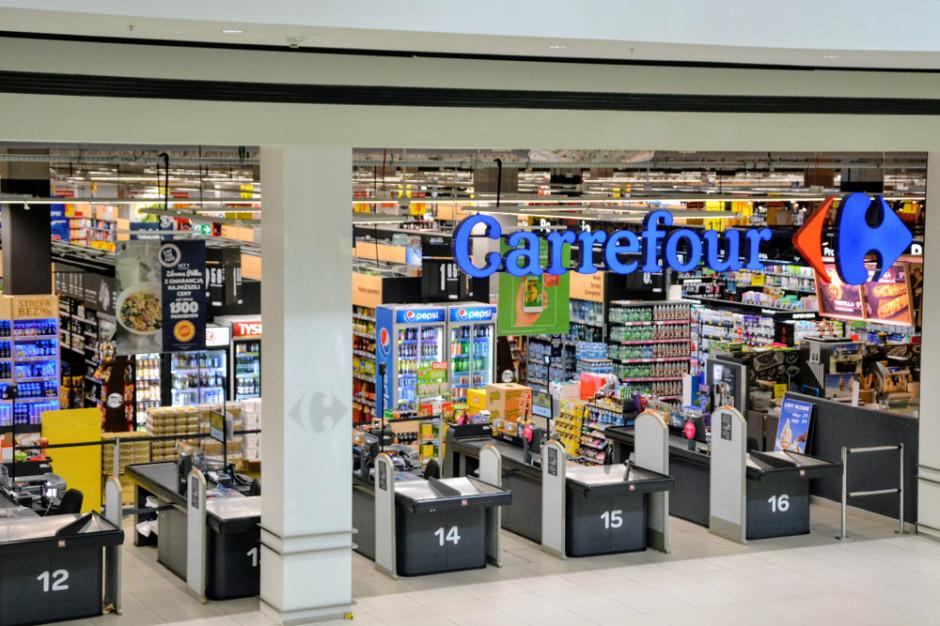 Zwolnienia grupowe w Carrefour Polska. Pracę straci 400 managerów