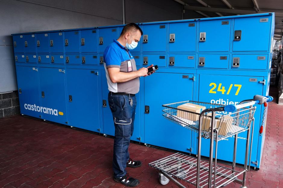 CastoMaty od Castoramy - pierwsze urządzenie ruszyło w Warszawie