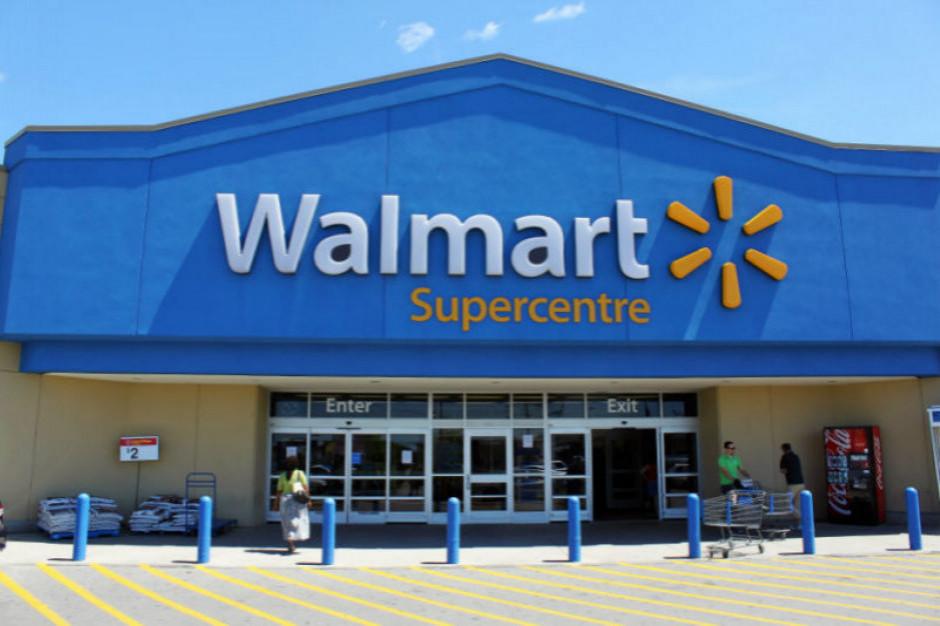 Walmart na rekordowych wzrostach dzięki e-commerce