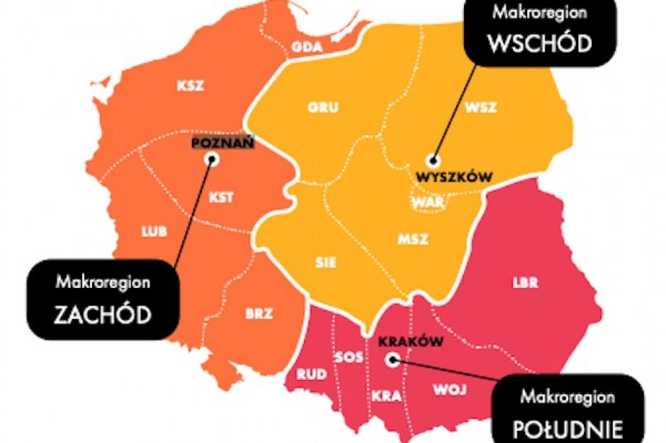 Struktura organizacyjna Biedronki - 3 tys. sklepów zarządzają 3 makroregiony