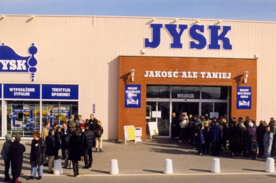 Jysk w 2019 r.: 230 sklepów i 115 mln zł zysku