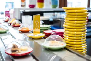 Druga restauracja Tokyo Sushi w Blue City