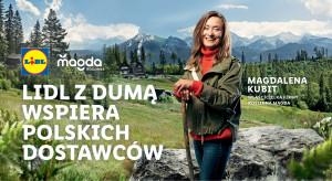 """Lidl z kampanią """"z dumą wspieramy polskich dostawców"""""""
