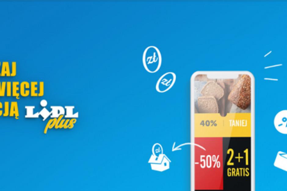 6,5 mln użytkowników korzysta z aplikacji Lidl Plus