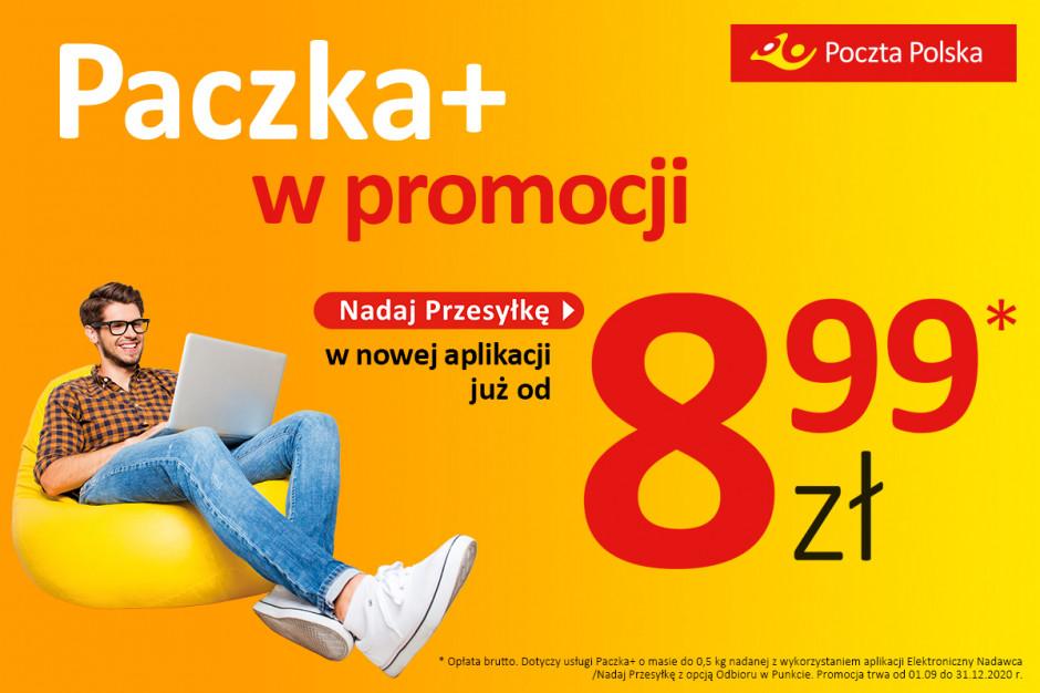 Tańsza Paczka+. Promocja Poczty Polskiej potrwa do końca roku