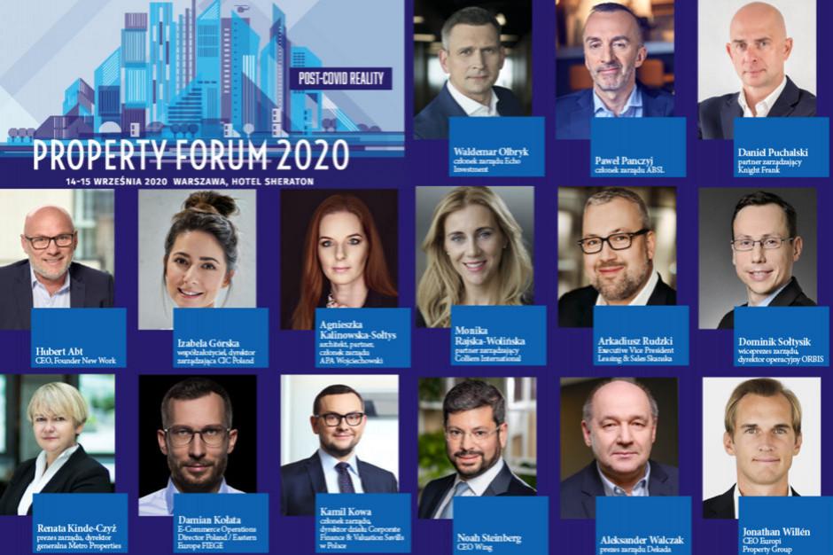 Ostatni moment na rejestrację na Property Forum 2020!