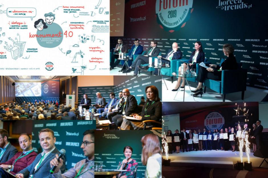 3 listopada rusza XIII Forum Rynku Spożywczego i Handlu. Spotkajmy się w Warszawie!