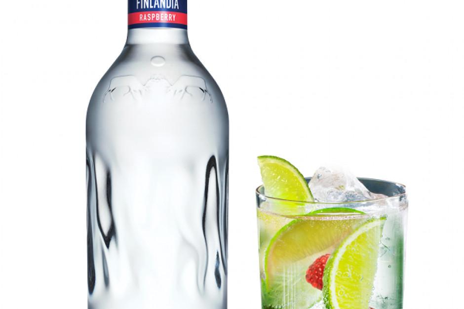 Finlandia Raspberry Vodka – nowość w rodzinie smakowych wódek