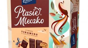E.Wedel wprowadza limitowaną edycję Ptasiego Mleczka o smaku tiramisu