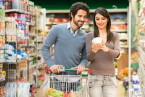Badanie: Ruch w sklepach spożywczych wrócił do poziomu z ubiegłego roku