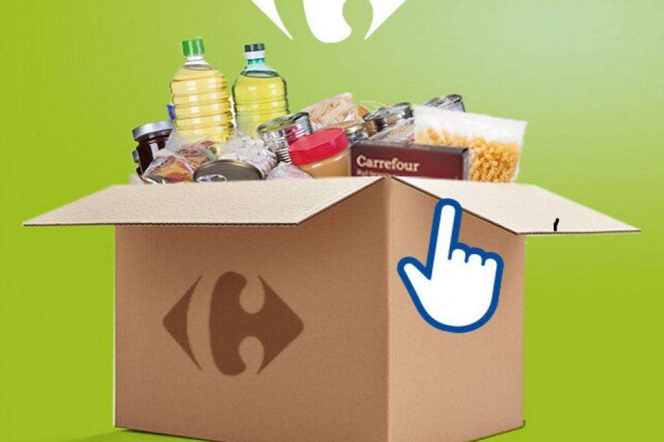 Carrefour zyska dostęp do technologii w e-grocery dzięki partnerstwu z Food-X Technologies Inc.