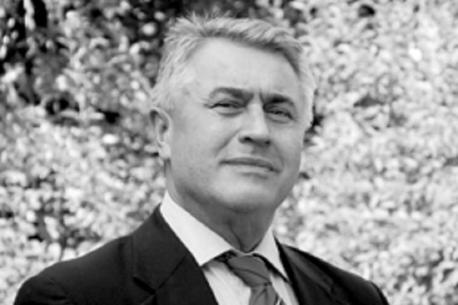 Zmarł Richard Żabiński, prezes Focus Research