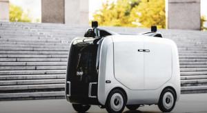 Autonomiczne roboty dostarczą przesyłki od Alibaby