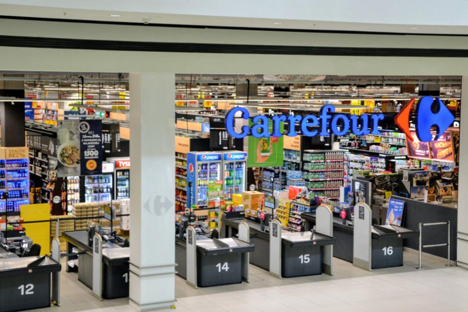 Carrefour Polska z 81 mln zł zysku. Sieć zamknęła w 2019 r. 51 sklepów wobec 137 rok wcześniej
