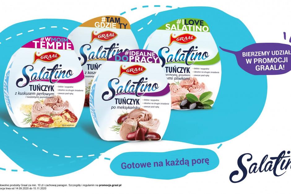 Nowa kampania marki Salatino