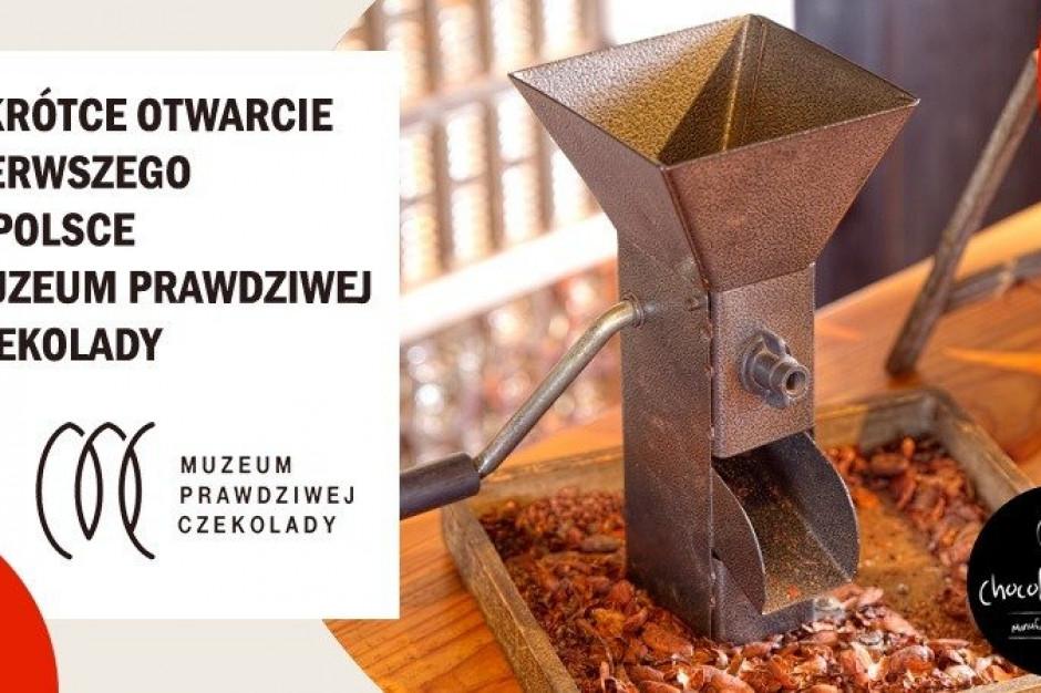 Chocolate Story tworzy Muzeum Czekolady