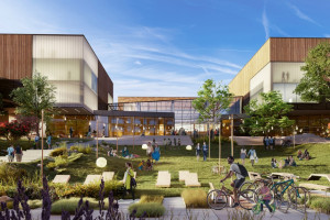 Co po Tesco na Kabatach? Mieszkania, park i oranżeria