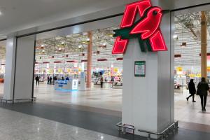 14 mln zł straty Auchan Polska