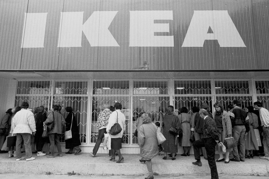 30 lat temu ruszył pierwszy sklep IKEA w Polsce