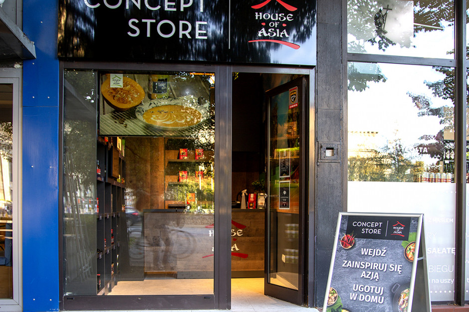 DeCare uruchomił concept store marki House of Asia