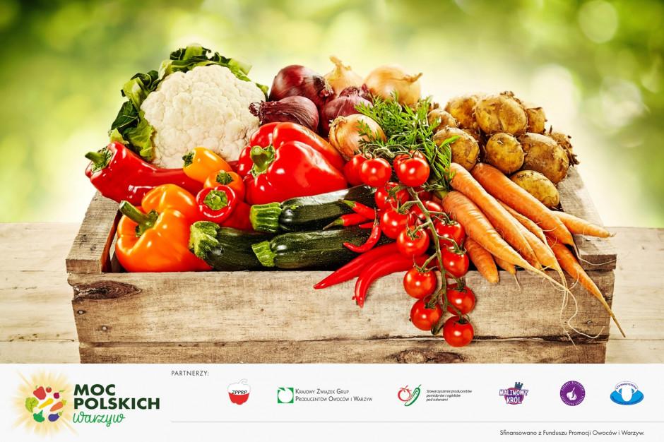 Producenci łączą siły w kampanii promującej polskie warzywa