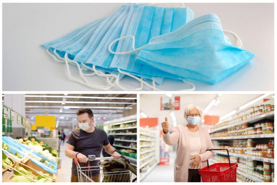 Koronawirus w natarciu - w sklepach na razie nie widać paniki