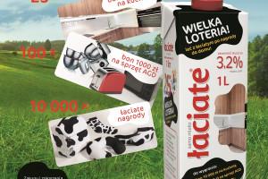 Loteria konsumencka mleka Łaciate
