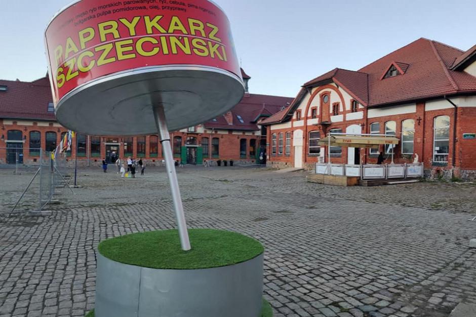Powstał pomnik paprykarza szczecińskiego