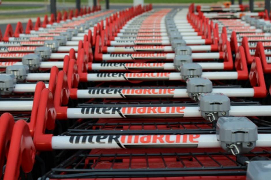 Intermarche zamknęło sklep w Gubinie. Spółka prowadząca sklep w likwidacji