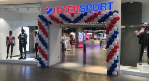 Intersport zastąpił Go Sport w Złotych Tarasach