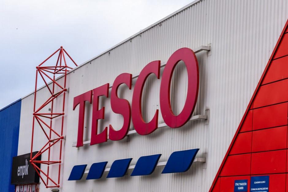 Tesco wypłaci akcjonariuszom 315 mln funtów dywidendy
