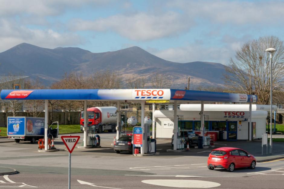 UOKiK zgadza się na przejęcie stacji paliw Tesco przez Anwim