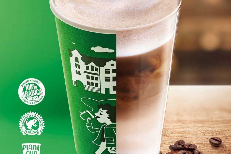 Żabka sprzedaje nawet 51 kaw na minutę