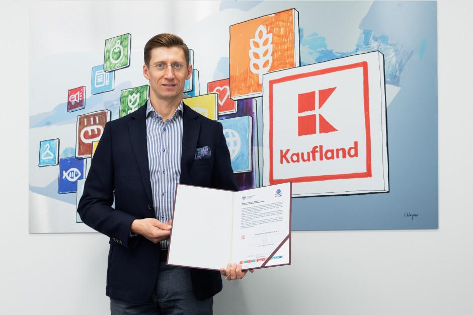 Kaufland dołączył do partnerstwa na rzecz realizacji Celów Zrównoważonego Rozwoju