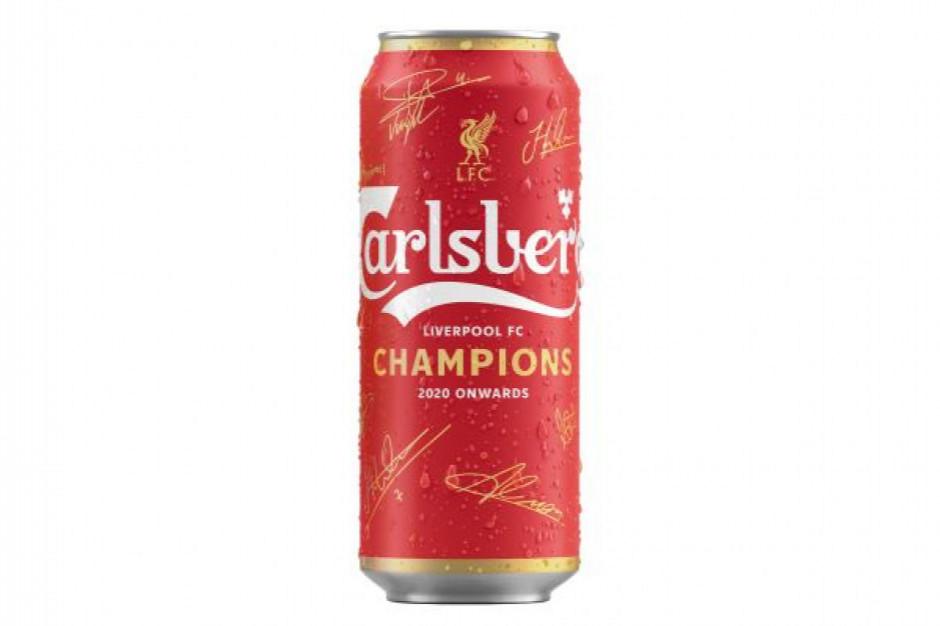 Carlsberg z konkursem dla fanów Liverpool F.C.