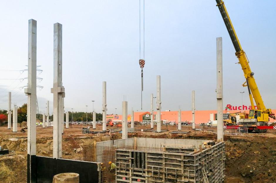 Ruszyła budowa nowego Salonu Agata w Bydgoszczy