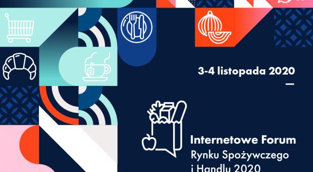 Internetowe Forum Rynku Spożywczego i Handlu 2020 - zobacz, kto jest z nami!