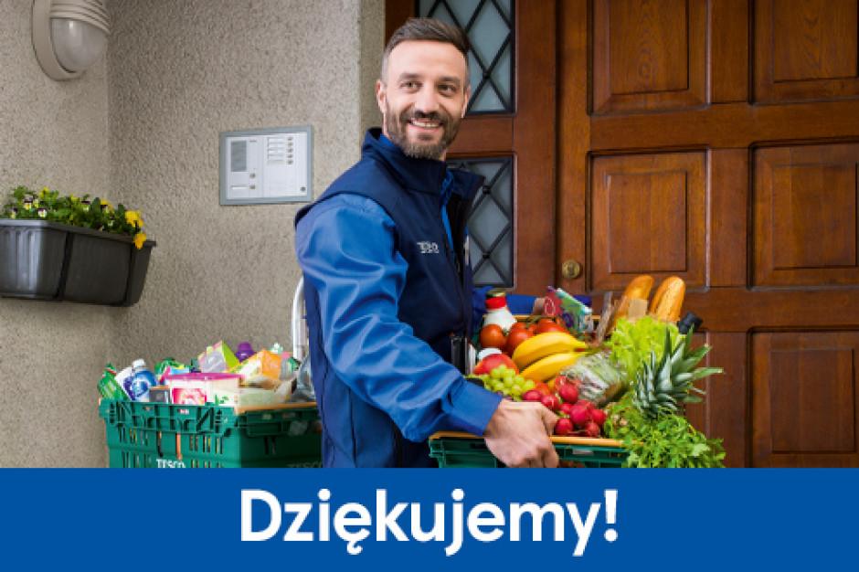 Po 8 latach e-Tesco żegna się z polskim rynkiem. Sieć: zrealizowaliśmy ponad 8 mln zamówień