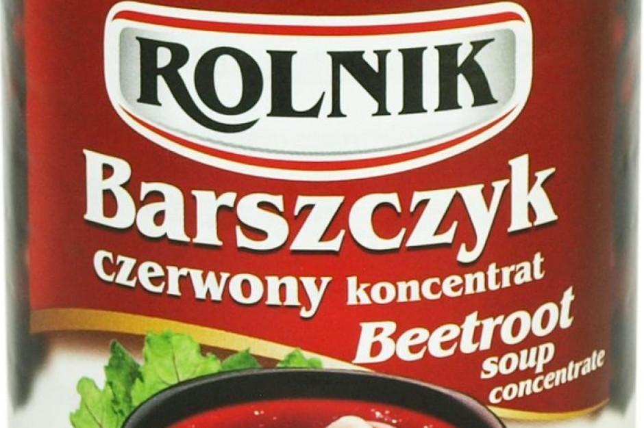 Barszczyk czerwony - koncentrat od Rolnika