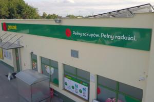 Sieć sklepów Groszek zmienia logo