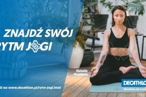Decathlon i Natalia Przybysz stworzli muzykę do jogi