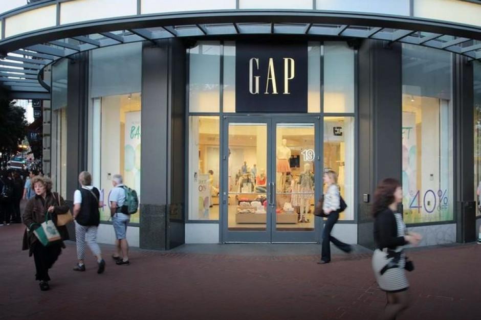 GAP opuszcza Europę. 120 sklepów do zamknięcia