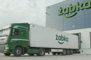 Ponad 80 proc. sklepów Żabka jest obsługiwanych logistycznie co drugi dzień