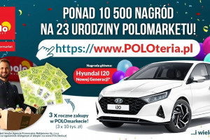 Polozaury wracają do Polomarketu