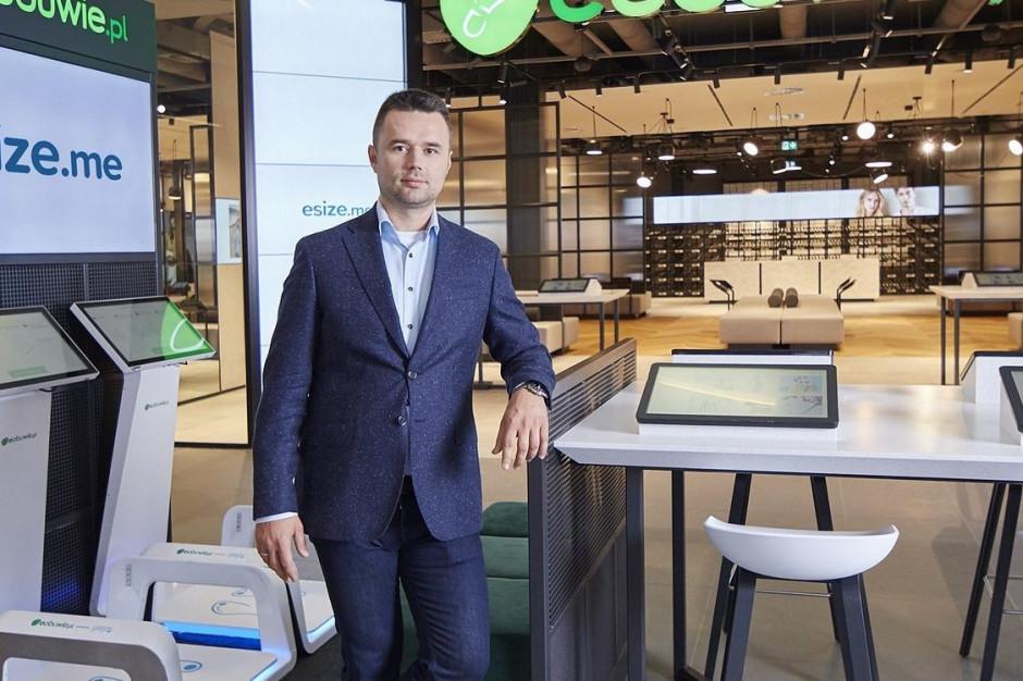 Prezes eobuwie.pl: Chcemy, by Modivo za kilka lat miało kilkanaście proc. udziału w sprzedaży