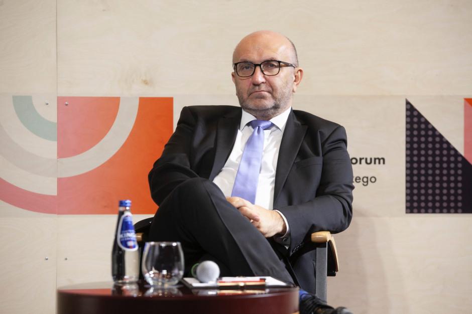 Andrzej Gantner, PFPŻ: Producenci żywności potrzebują dobrych warunków do funkcjonowania