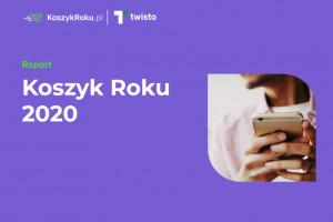 Koszyk Roku 2020: Mediaexpert.pl, wittchen.pl i mediamarkt.pl wygrywają na rynku mobile