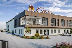 Nowa siedziba i centrum logistyczne Grupy Chorten na ukończeniu