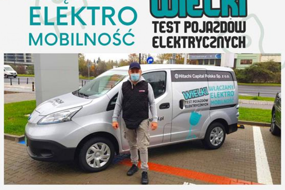 Spar testuje dostawy elektrycznymi samochodami