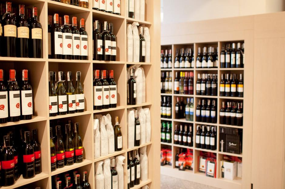 Czerwone za ok. 30 zł - to najchętniej kupowane wino w sklepach Kondrat Wina Wybrane